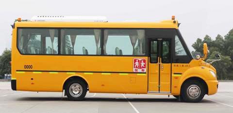 东风24-38座,24-37座幼儿专用校车