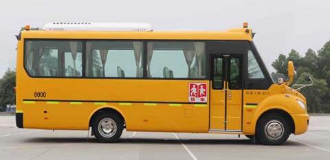 东风24-33座,24-32座小学生专用校车