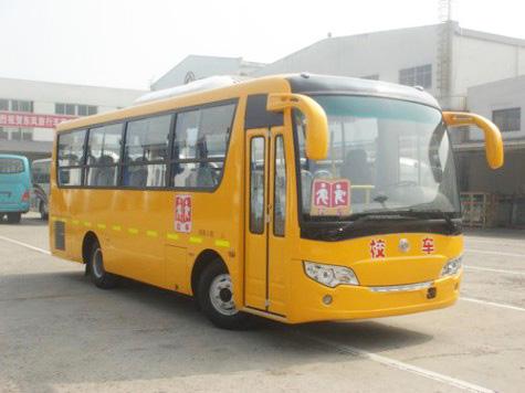 东风24-53座小学生校车