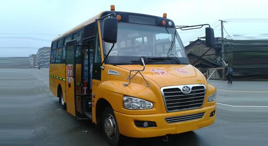 一汽解放42座幼儿园校车