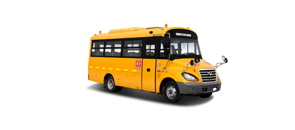 少林36座幼儿园校车,校车