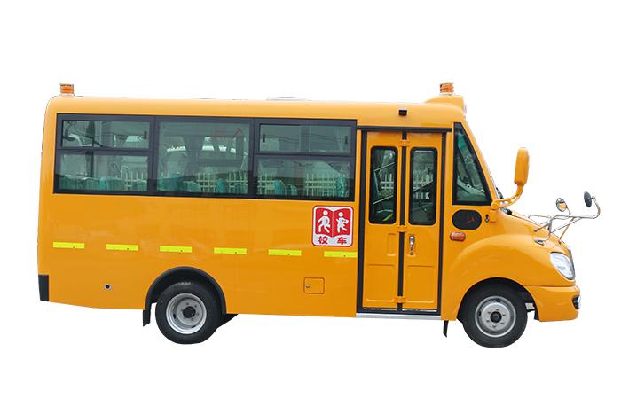 一汽华策19座幼儿校车(窄款)