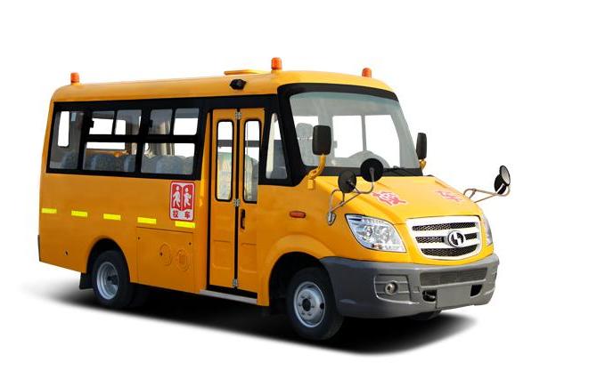最小的校车,校车